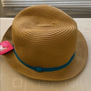 NWT cute fedora by Xhilaration.